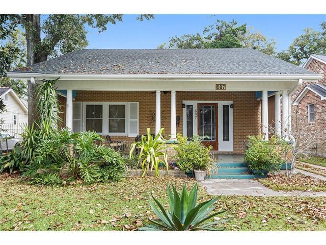687 Jefferson Heights Avenue, Jefferson, LA 70121 (MLS #2134120) :: Parkway Realty