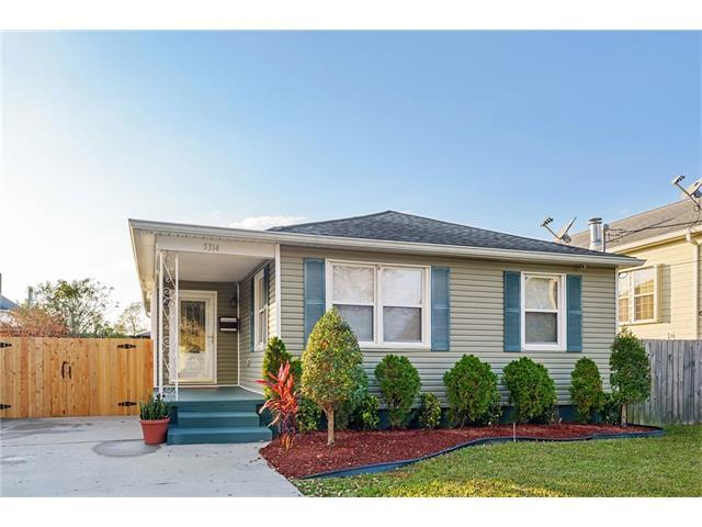 5314 St Anthony Avenue, New Orleans, LA 70122 (MLS #2134143) :: Parkway Realty