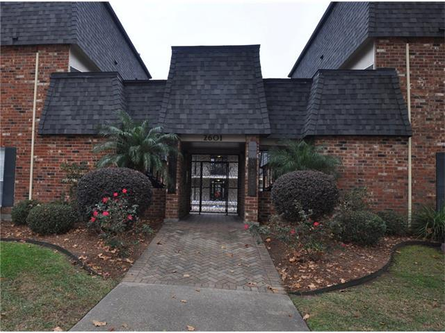 2601 Metairie Lawn Drive #117, Metairie, LA 70002 (MLS #2134181) :: Turner Real Estate Group