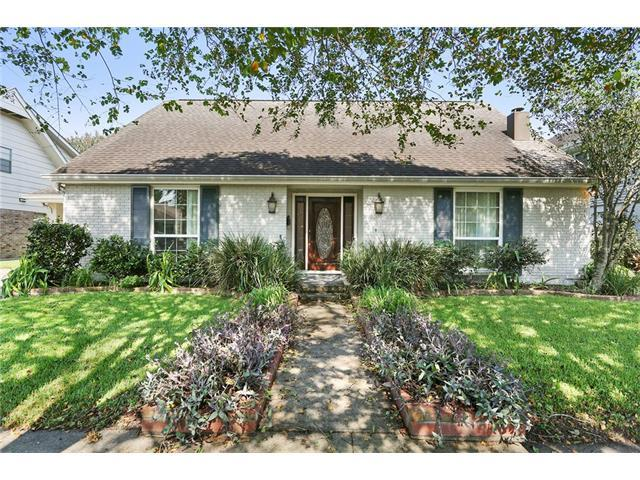 4413 Senac Drive, Metairie, LA 70003 (MLS #2134184) :: Turner Real Estate Group