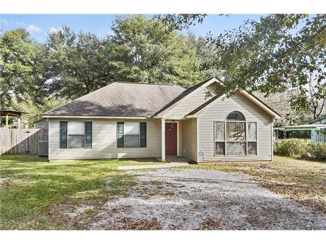 74528 Gamma Avenue, Covington, LA 70435 (MLS #2134257) :: Turner Real Estate Group