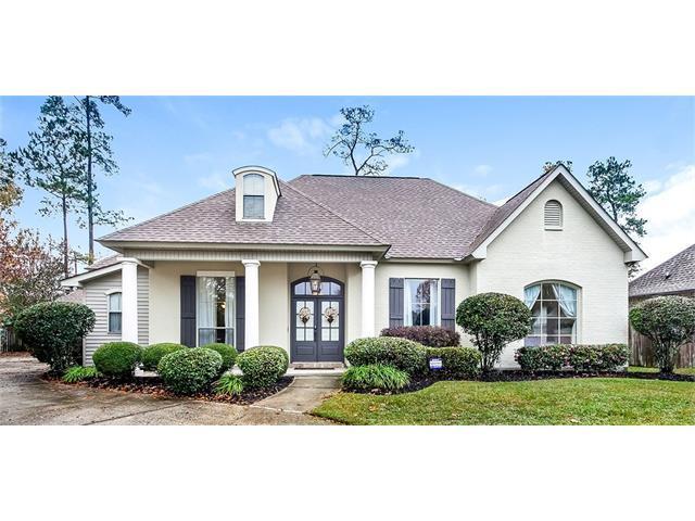 535 Sweet Bay Drive, Mandeville, LA 70448 (MLS #2134547) :: Turner Real Estate Group
