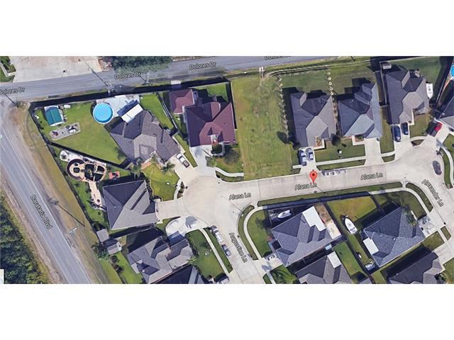 Lot 14 Alana Lane, Marrero, LA 70072 (MLS #2134621) :: Turner Real Estate Group