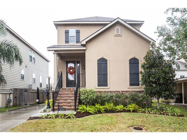 415 35TH Street, New Orleans, LA 70124 (MLS #2134643) :: Turner Real Estate Group