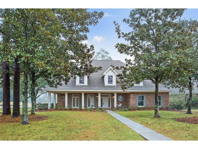 498 Beau Chene Drive, Mandeville, LA 70471 (MLS #2134656) :: Turner Real Estate Group