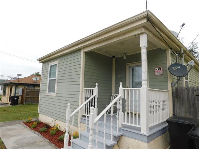 5833 Lafaye Street, New Orleans, LA 70122 (MLS #2134687) :: Parkway Realty