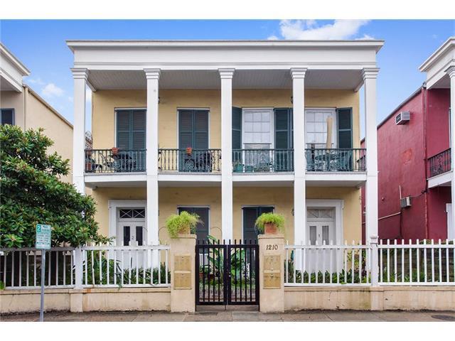 1210 Chartres Street #3, New Orleans, LA 70116 (MLS #2134688) :: Crescent City Living LLC