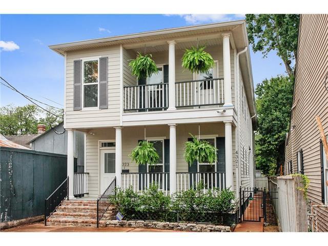 4323 Annunciation Street B, New Orleans, LA 70115 (MLS #2134779) :: Turner Real Estate Group