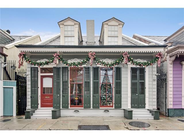 818 Ursulines Avenue 1/2, New Orleans, LA 70116 (MLS #2134819) :: Parkway Realty