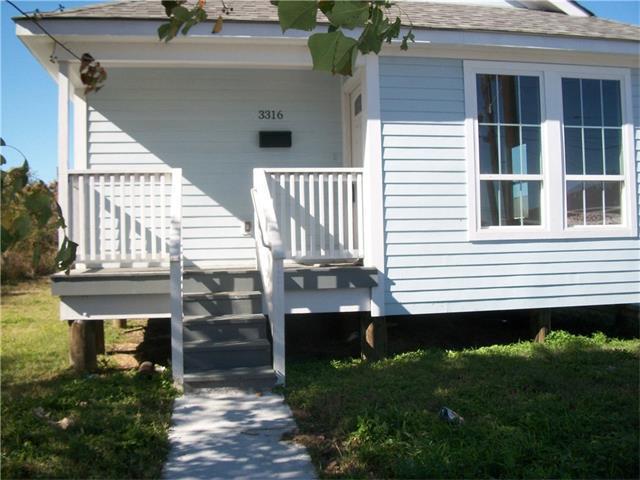 3316 Metropolitan Street, New Orleans, LA 70126 (MLS #2134882) :: Parkway Realty