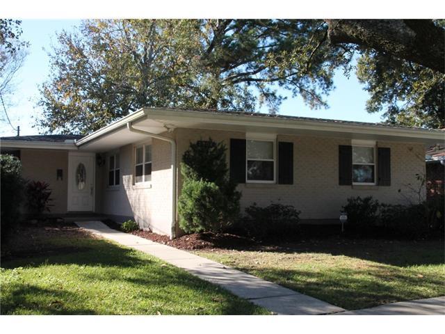 1304 Francis Avenue, Metairie, LA 70003 (MLS #2134905) :: Parkway Realty