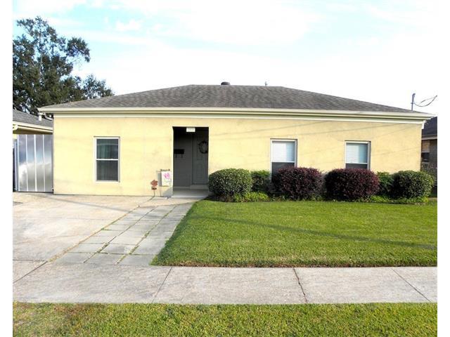 1309 N Cumberland Street, Metairie, LA 70003 (MLS #2134913) :: Parkway Realty