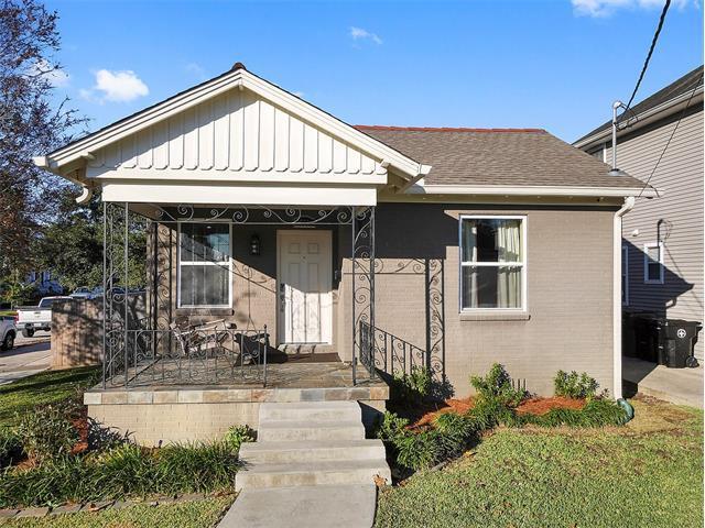 851 French Street, New Orleans, LA 70124 (MLS #2134937) :: Crescent City Living LLC