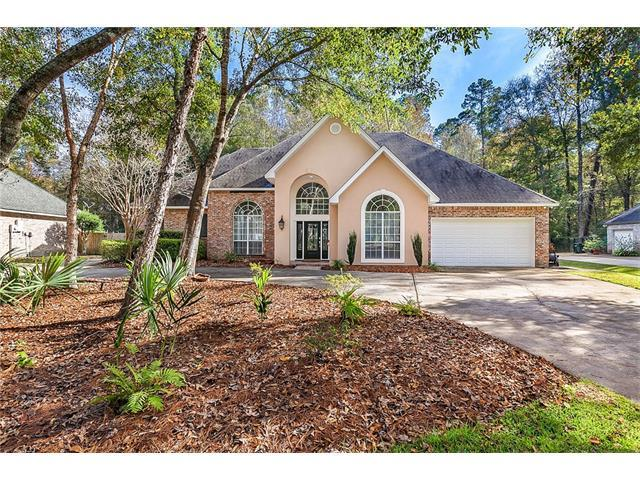 317 Stonehaven Drive, Mandeville, LA 70471 (MLS #2134954) :: The Robin Group of Keller Williams