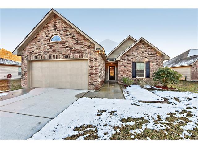 28452 W Snowball Circle, Ponchatoula, LA 70454 (MLS #2134963) :: Turner Real Estate Group