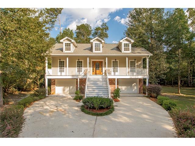 12 Shady Lane, Covington, LA 70433 (MLS #2135322) :: Turner Real Estate Group
