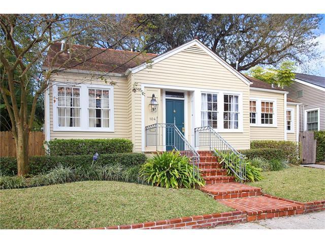 104 Maryland Drive, New Orleans, LA 70124 (MLS #2135327) :: Crescent City Living LLC