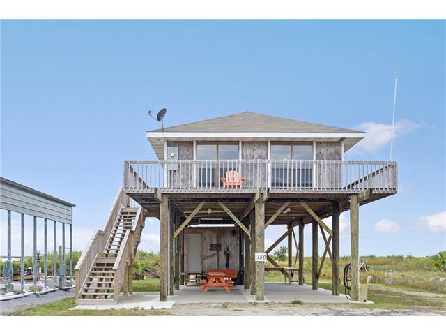 150 Hebert Lane, Grand Isle, LA 70358 (MLS #2135361) :: Turner Real Estate Group