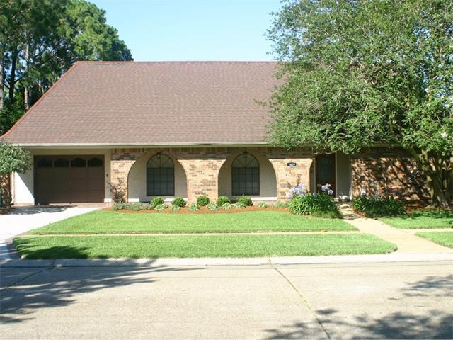 1609 Butternut Avenue, Metairie, LA 70001 (MLS #2135400) :: Crescent City Living LLC