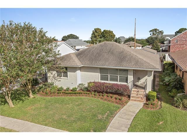 6415 Argonne Boulevard, New Orleans, LA 70124 (MLS #2135404) :: Crescent City Living LLC