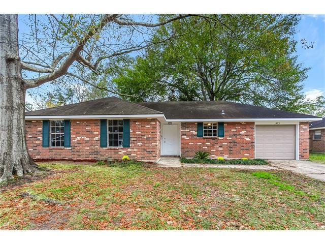 1473 Sunset Drive, Slidell, LA 70460 (MLS #2135434) :: Parkway Realty