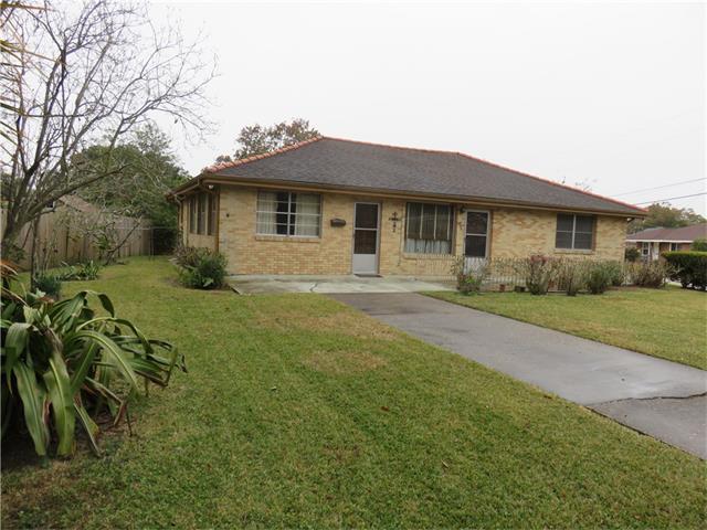 612 Elise Avenue, Metairie, LA 70003 (MLS #2135507) :: Turner Real Estate Group