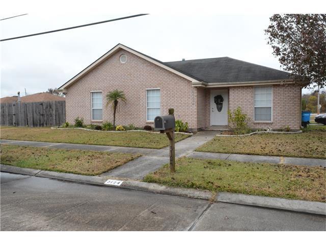 3124 Fable Drive, Meraux, LA 70075 (MLS #2135571) :: Turner Real Estate Group