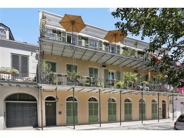 511 Governor Nicholls Street G, New Orleans, LA 70116 (MLS #2135632) :: Parkway Realty