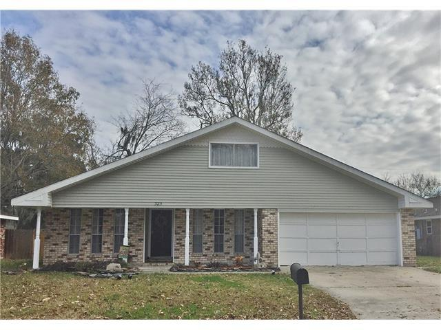 325 Lakewood Drive, Luling, LA 70070 (MLS #2135640) :: Turner Real Estate Group
