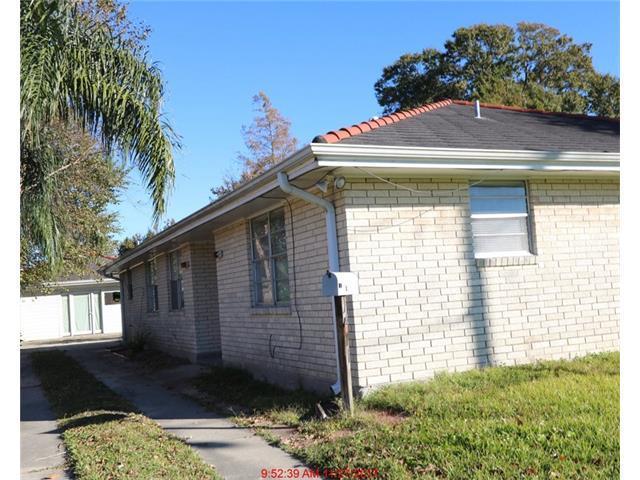 1411 Claudius Street, Metairie, LA 70005 (MLS #2135759) :: Turner Real Estate Group