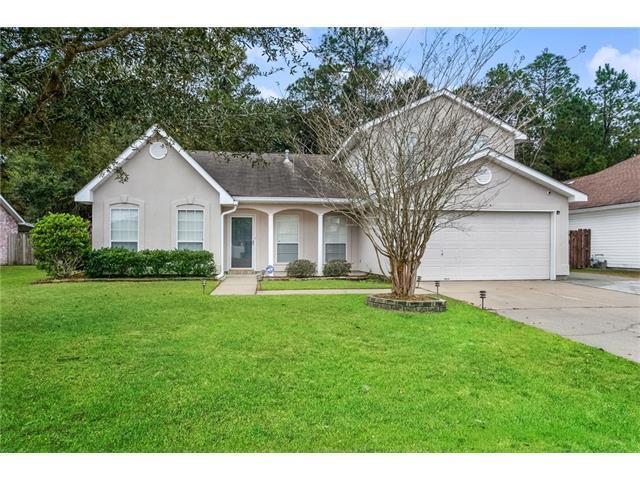 2135 Summertree Drive, Slidell, LA 70460 (MLS #2135780) :: Turner Real Estate Group
