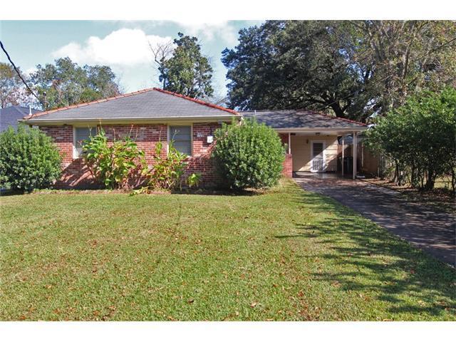 105 Magnolia Boulevard, Harahan, LA 70123 (MLS #2135965) :: Turner Real Estate Group