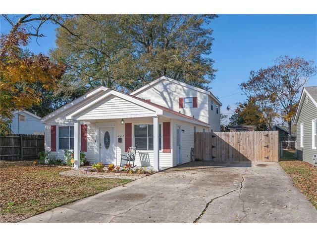 224 W Shannon Lane, Harahan, LA 70123 (MLS #2136023) :: Turner Real Estate Group