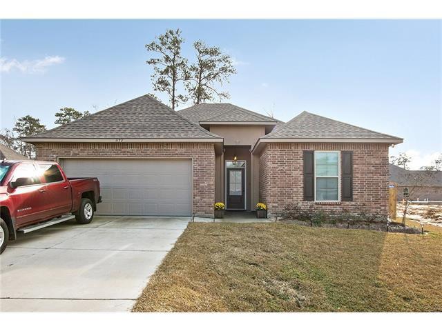 1172 Berkshire Drive, Pearl River, LA 70452 (MLS #2136054) :: Turner Real Estate Group