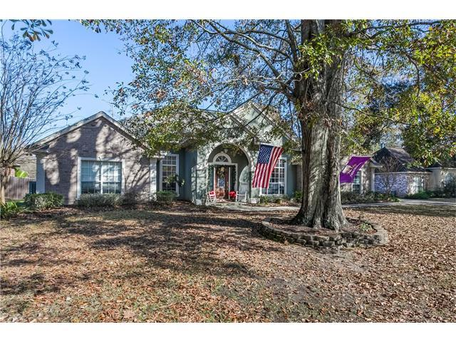 425 S Woodlake Way, Pearl River, LA 70452 (MLS #2136126) :: Turner Real Estate Group