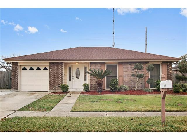 3616 E Grandlake Boulevard, Kenner, LA 70065 (MLS #2136137) :: Turner Real Estate Group