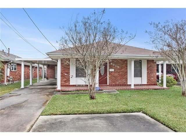 4933 Kawanee Avenue, Metairie, LA 70006 (MLS #2136235) :: Turner Real Estate Group