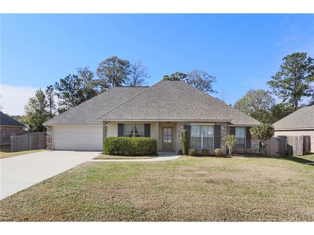 503 Seabiscuit W. Loop, Madisonville, LA 70447 (MLS #2136236) :: Turner Real Estate Group