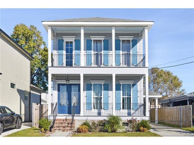 209 16TH Street, New Orleans, LA 70124 (MLS #2136265) :: Turner Real Estate Group