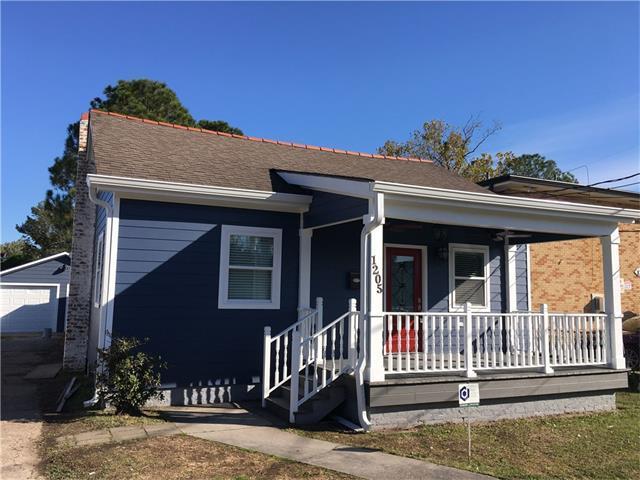 1205 Claiborne Drive, Jefferson, LA 70121 (MLS #2136359) :: Turner Real Estate Group
