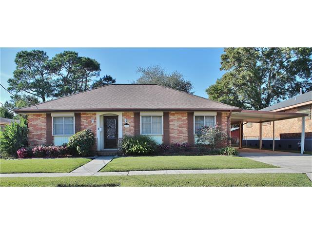 1432 Poinsettia Street, Metairie, LA 70005 (MLS #2136385) :: Turner Real Estate Group