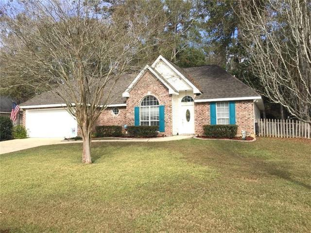 150 Lazy Creek Drive, Mandeville, LA 70471 (MLS #2136411) :: Turner Real Estate Group