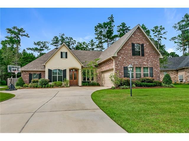 1156 Brook Court, Mandeville, LA 70448 (MLS #2136423) :: Turner Real Estate Group