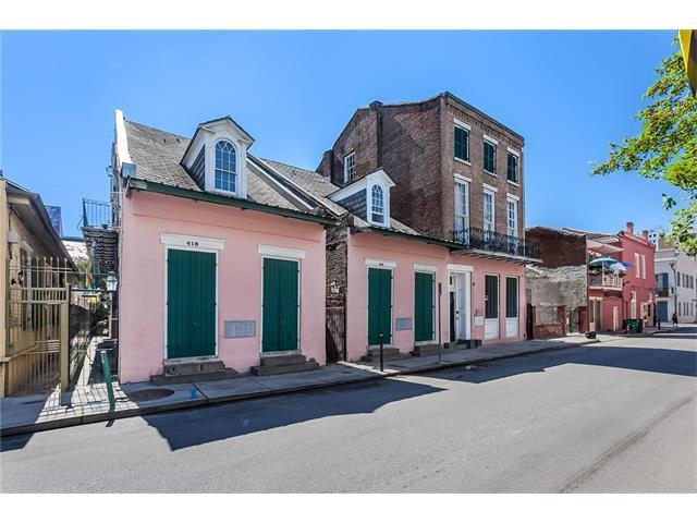 418 Burgundy Street #8, New Orleans, LA 70112 (MLS #2136487) :: Parkway Realty