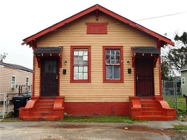 2523 Pauger Street, New Orleans, LA 70117 (MLS #2136736) :: Turner Real Estate Group