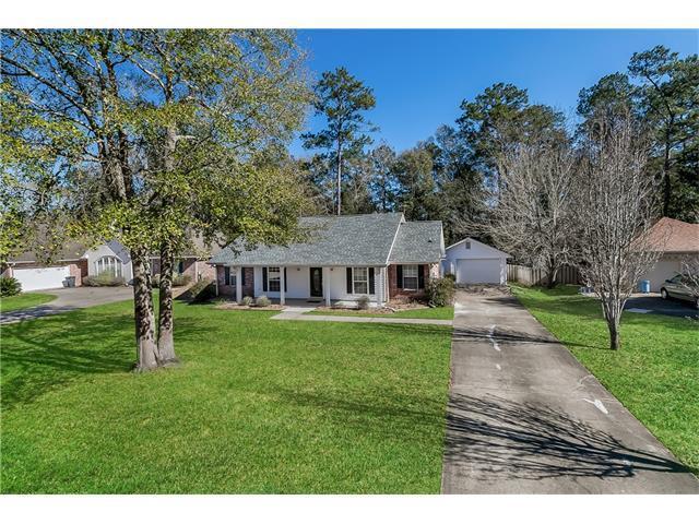 111 Cherokee Drive, Abita Springs, LA 70420 (MLS #2136768) :: Turner Real Estate Group