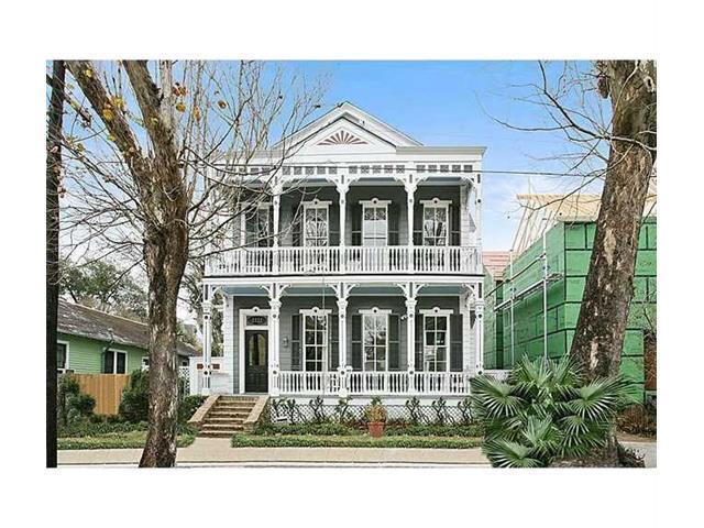 1113A Peniston Street #PH, New Orleans, LA 70115 (MLS #2136902) :: Turner Real Estate Group