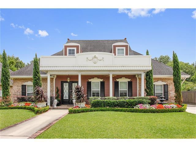 316 Riverwood Drive, St. Rose, LA 70087 (MLS #2136976) :: Turner Real Estate Group