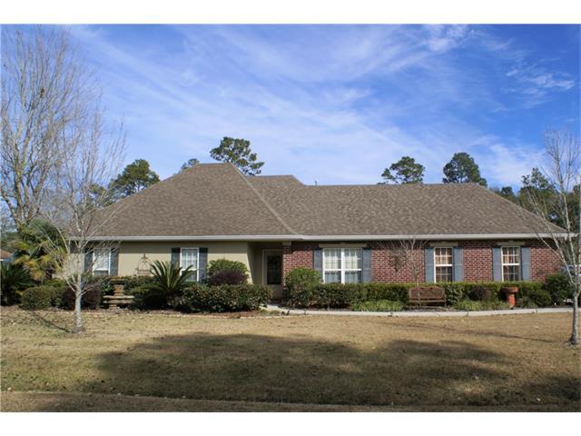 135 Cherokee Drive, Abita Springs, LA 70420 (MLS #2137012) :: Turner Real Estate Group