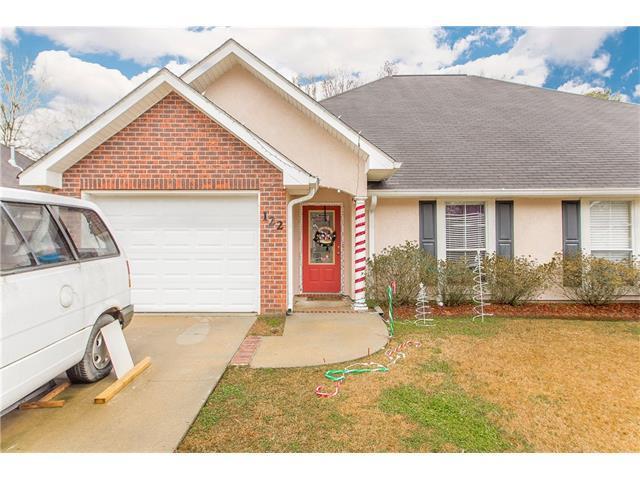 122 Southgate Drive, Ponchatoula, LA 70454 (MLS #2137483) :: Turner Real Estate Group